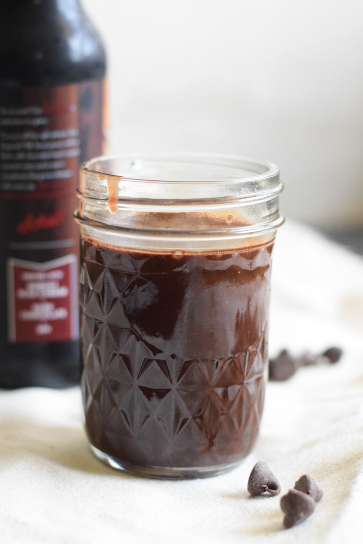 Chocolate Stout Sauce