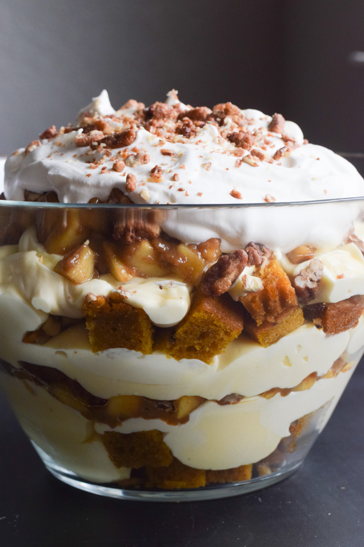Thanksgiving Trifle